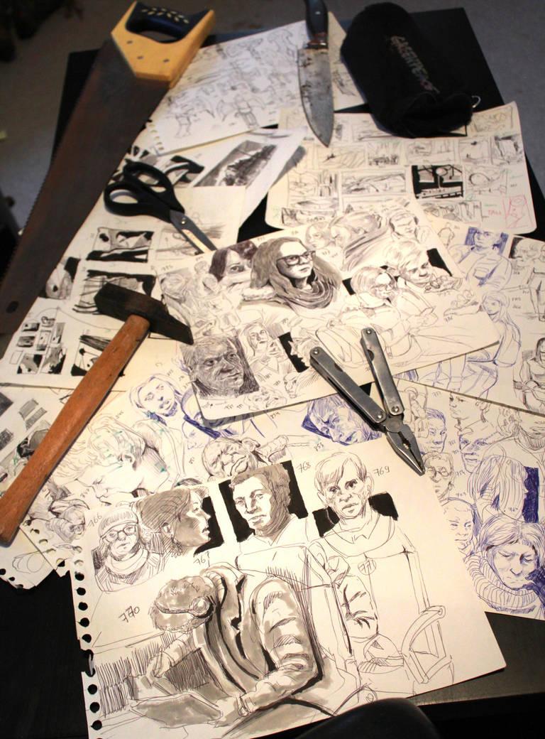 Studies 873 1000 by JordyLakiere