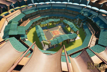 Arena Level Update 6 by JordyLakiere