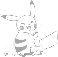 Pika! by Alithographica
