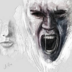 Anger by abrider3