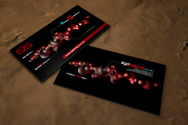 SGDesigns Business card by Psy-Pro