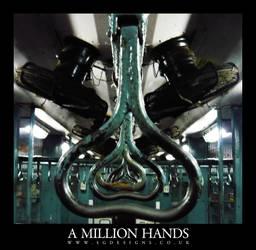 A MILLION HANDS by Psy-Pro
