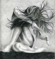 Artistic nude - Portrait by fabri360