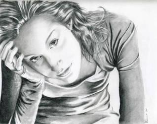 Girl Portrait - 2 by fabri360