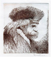 Portrait - Engraving by fabri360