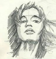 Sketch - portrait by fabri360