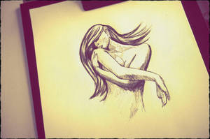 Nude - Sketch by fabri360