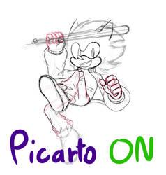 Picarto ONLINE by Coca-loca