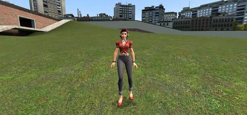 Giantess D.va (1) by jawsjr2