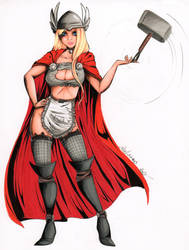 Thor by dead-kittens3