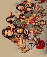 Fergie layout by pistacjowa