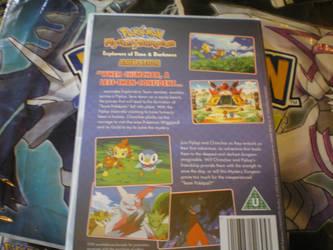Pokemon Live - MD Back by KoudelkaW