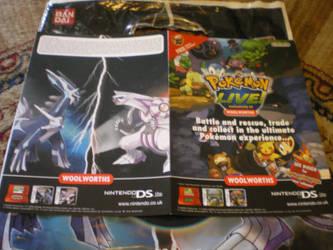 Pokemon Live - Leaflet by KoudelkaW