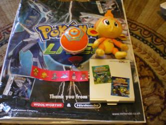 Pokemon Live - More stuffs 2 by KoudelkaW