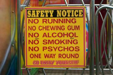 No Psychos by KoudelkaW