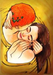 The Kiss by Koumaki