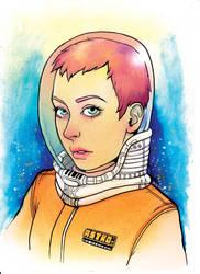 Astronauta by Koumaki