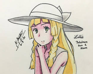 Lillie by Shining-Azure-Light