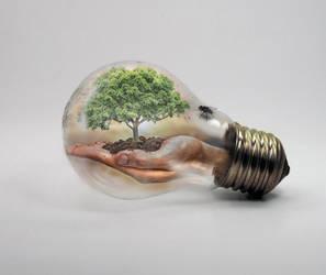 Bulb fantazy by thommas68