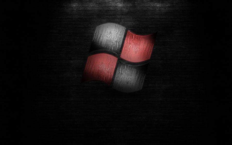 Red Windows Logo by Phkoopz