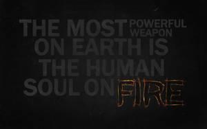 Soul On Fire by Phkoopz