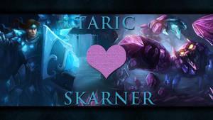 Taric X Skarner 4EVA by Phkoopz