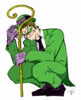 Riddler II by Joker-s-Wild