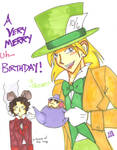 A very merry...oops. by empressaurora