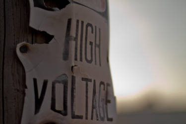 High Voltage by Enronian