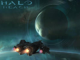 Halo Reach by SuperFlash1980