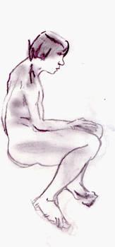 male nude by calculateddark
