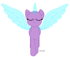 [1 Pony] elegant princess by ApocolyptikBases