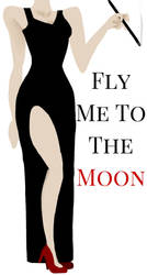 Fly Me to the Moon by InfalliblePassion