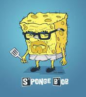 Sponge Bob by Kotartem