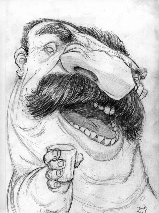 Looser-sketch by hamex