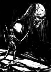 Darkness by hamex