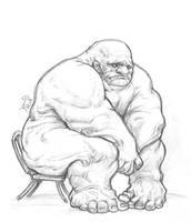 Chubby by hamex