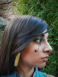 Pharah Makeup by Hassia95