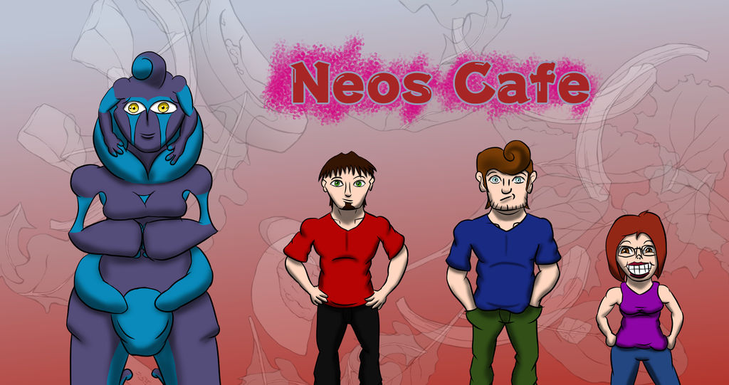 Chef Jager: Neos Cafe Crew by Krazy-dog