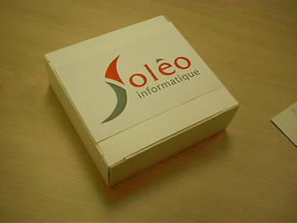 Soleo 2006 calender box by tankus