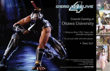 University Advertisiment by tankus