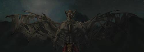Vampire Lord by Narfadoodle