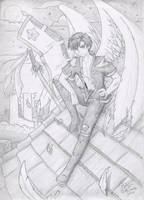 Angel of the Night by tigerangel