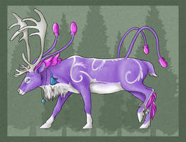 Reindeer Shinju by KyriaDori