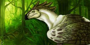 Commission: Altair by KyriaDori