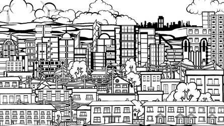 Urbanite by 2tehmax