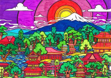 Japan by 2tehmax