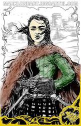 Arya  by Asmathues