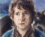 The Burglar - Bilbo Baggins by Anouk-Jill