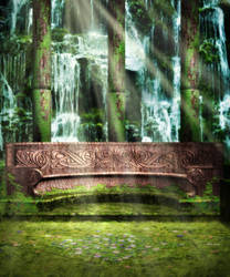 Enchanted Enclave 1 by cosmos-Resources